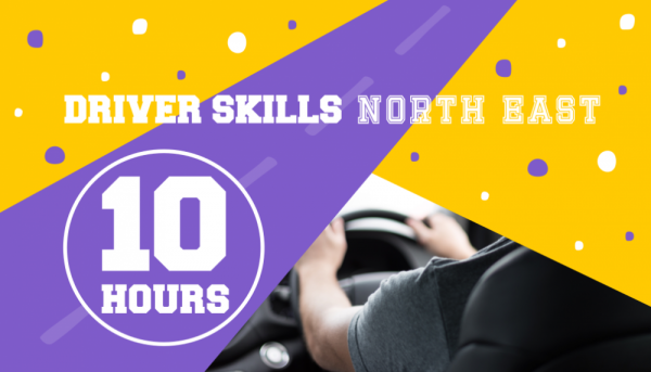 10 hours driving lessons
