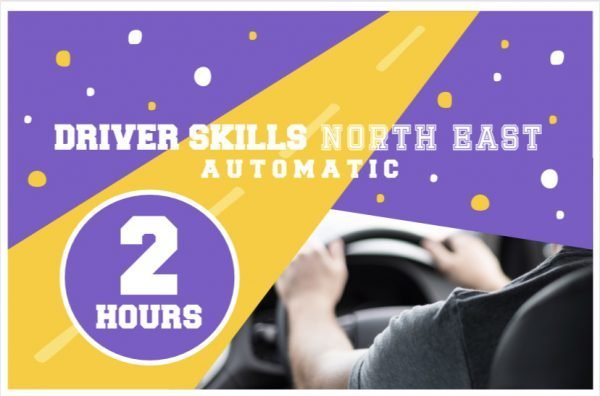 2 Hour Automatic Driving Lesson