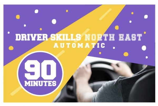 90 Minute Automatic Driving Lesson