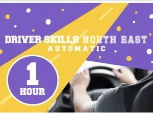 1 Hour Automatic Driving Lesson