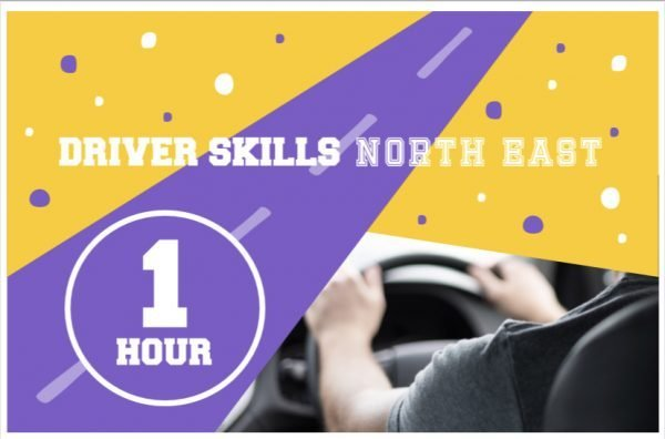 1 Hour Manual Driving Lesson