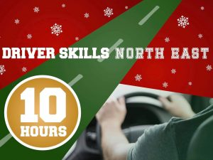 Christmas Driving 10 Hour Offer