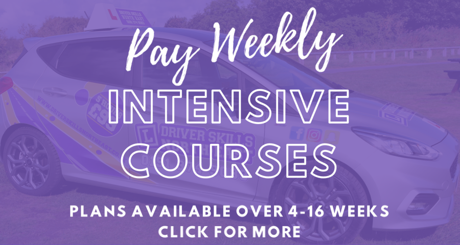 Pay Weekly Intensive Courses