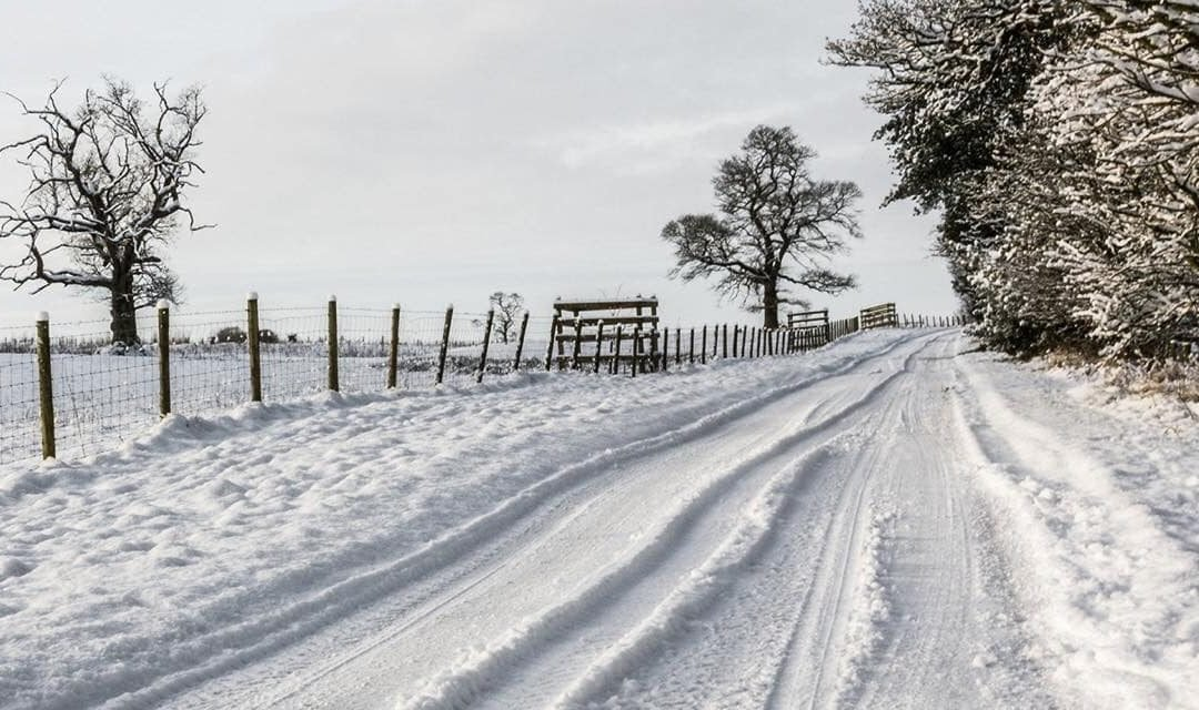 Winter Driving Tips from Driver Skills North East Instructors